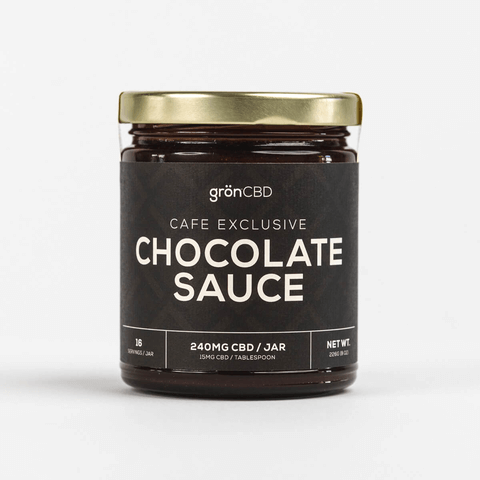 CBD CHOCOLATE SAUCE