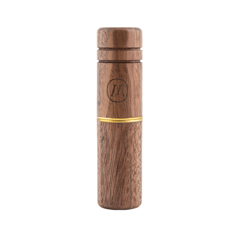 WALNUT TASTER/PRE-ROLL HOLDER
