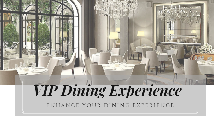 VIP Dining Annual Membership