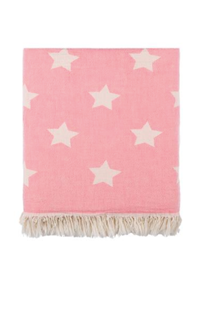 Oteki Star Towel - Pink