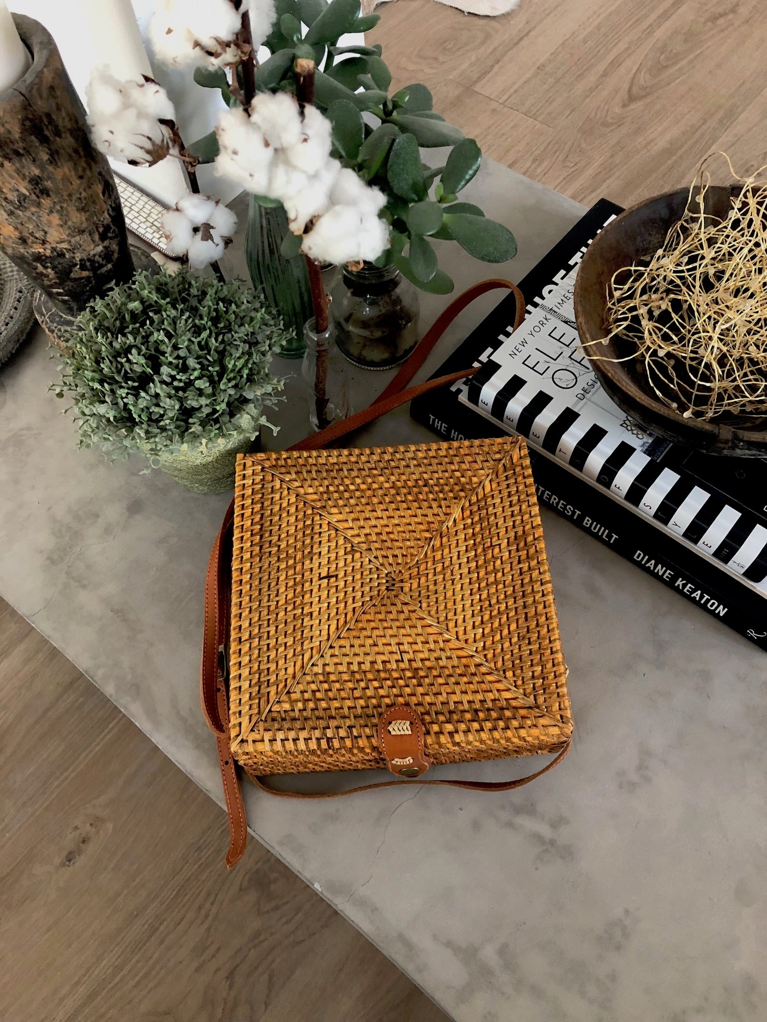 Square Paddington Bag