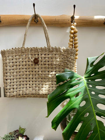 Market Bag - Natural