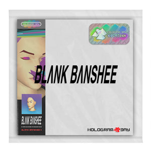 Blank Banshee 0 CD - Blank Edition