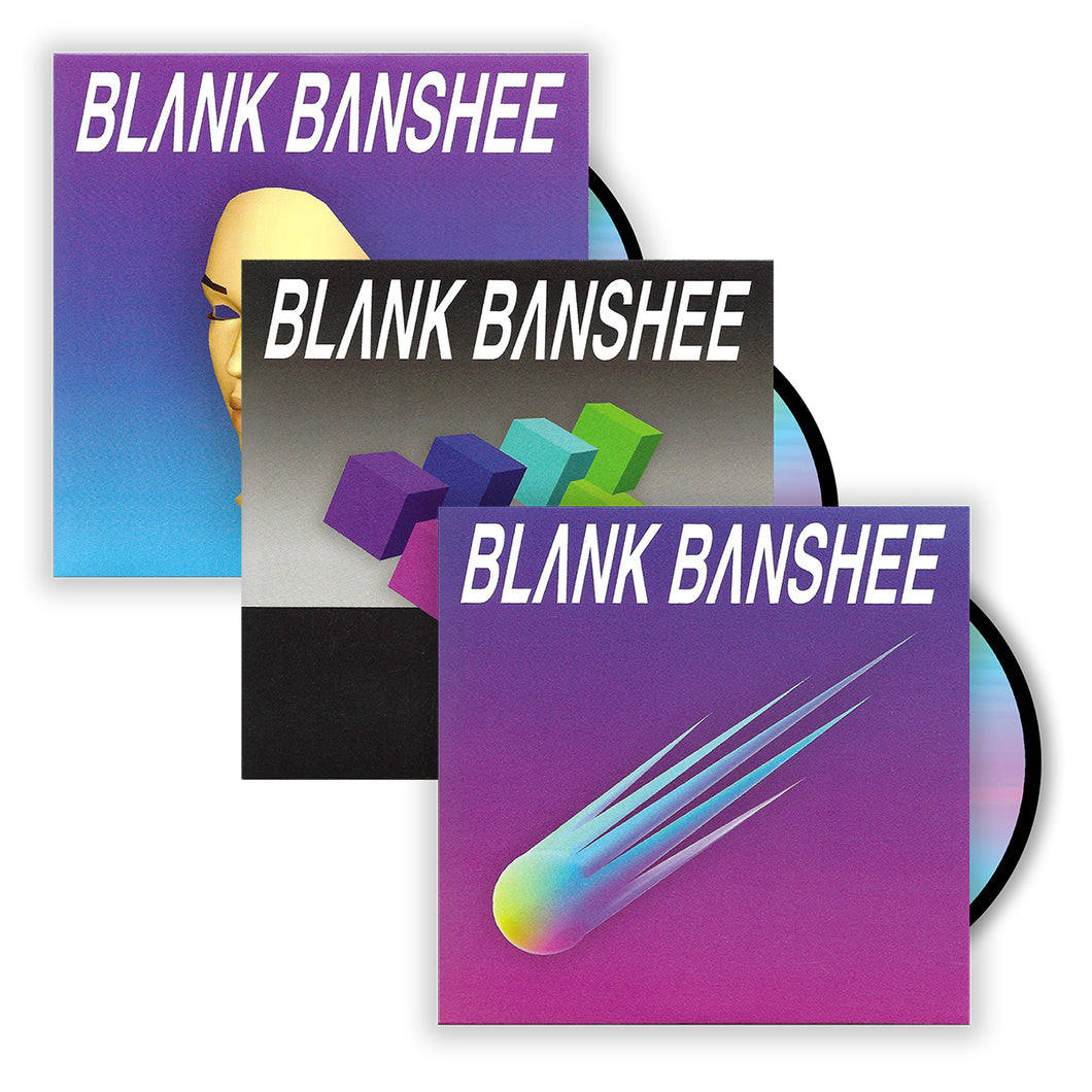 Blank Banshee CD Bundle