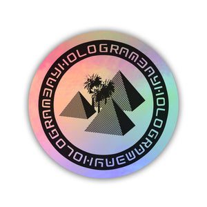 Hologram Bay Sticker