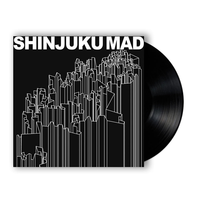 Shinjuku Mad [Self Titled] 12