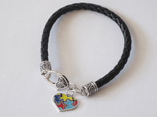 Embrace Difference- Awareness Bracelet - Tumble into Love