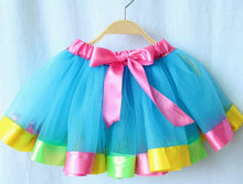 Rainbow Unicorn Tutu + Plush Headband - Tumble into Love