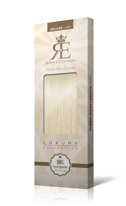 CLIP-IN EXTENSIONS DELUXE LINE Blond Clair