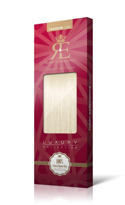 CLIP-IN EXTENSIONS FASHION LINE  Blond Platine