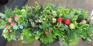 CHRISTMAS FOLIAGE GARLAND