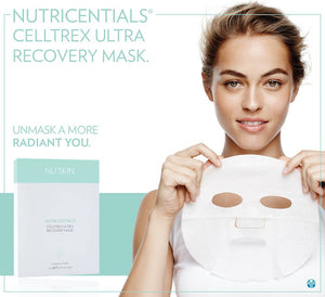 NUTRICENTIALS® CELLTREX ULTRA RECOVERY MASK