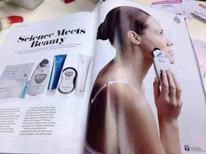 AGELOC GALVANIC SPA II 'aka the wrinkle iron'
