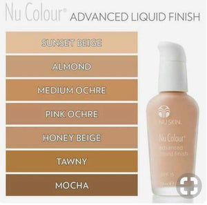 Advanced Liquid Finish with Sunscreen - Ochre