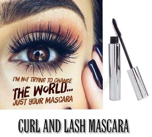 LightShine Curl and Lash Mascara