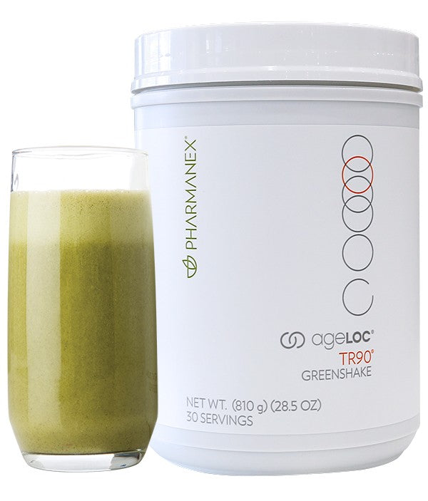 AGELOC TR90 GREENSHAKE - 30 servings