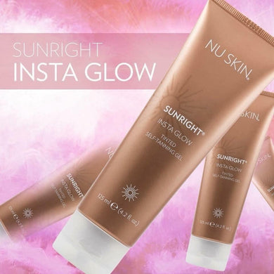 Sunright Insta Glow - Tinted self-tanning gel    WHILE STOCK LAST