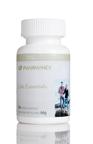 LIFE ESSENTIALS - 60 capsules