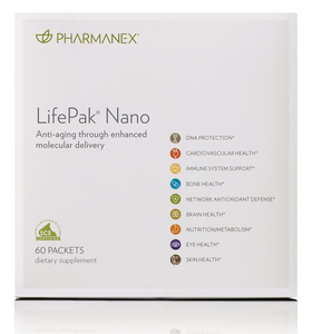 LIFEPAK® NANO - 60 packets
