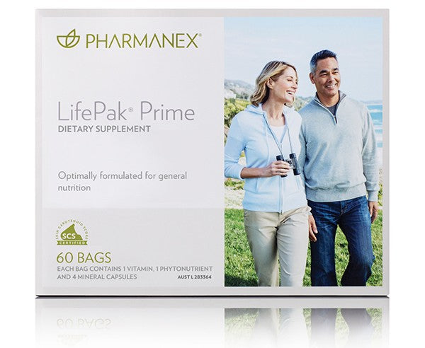 LIFEPAK PRIME - 60 packets