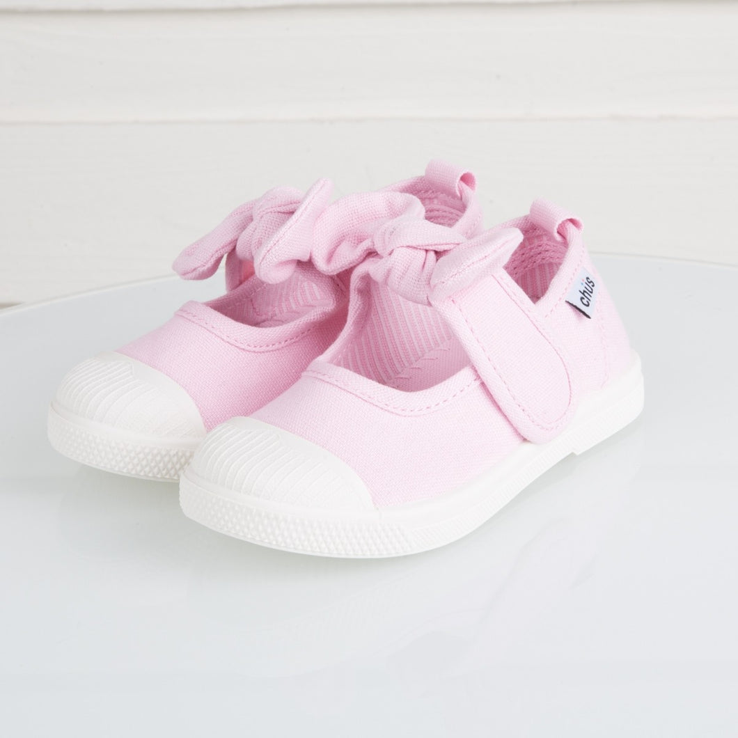 Light Pink Athena Canvas Chus