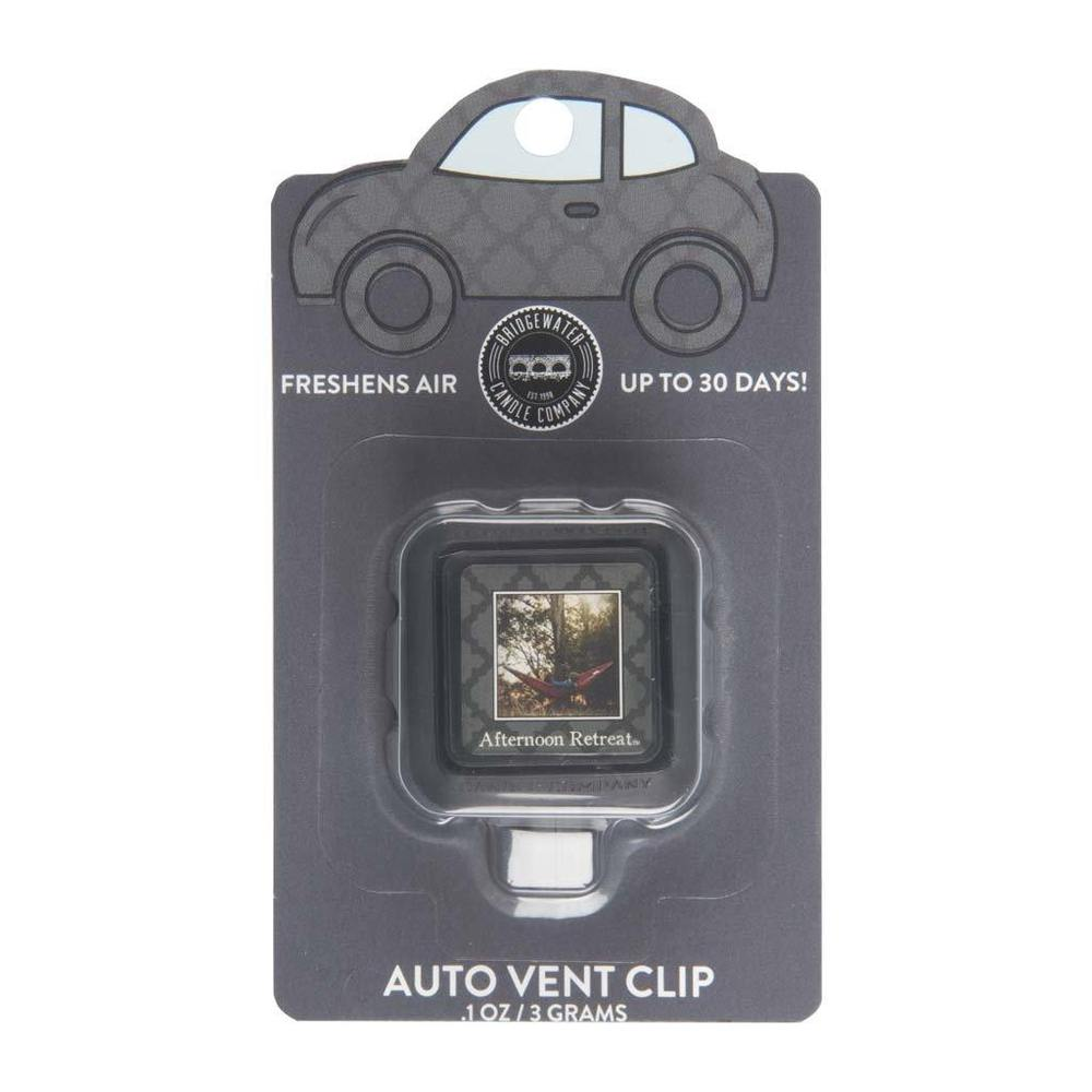 Bridgewater Afternoon Retreat Auto Vent Clip