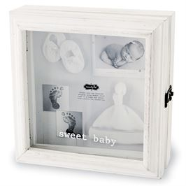 Sweet Baby Shadow Box