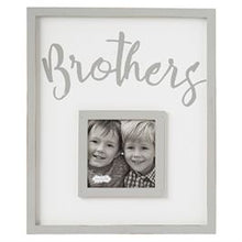 Load image into Gallery viewer, Sibling Photo Frame