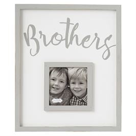 Sibling Photo Frame