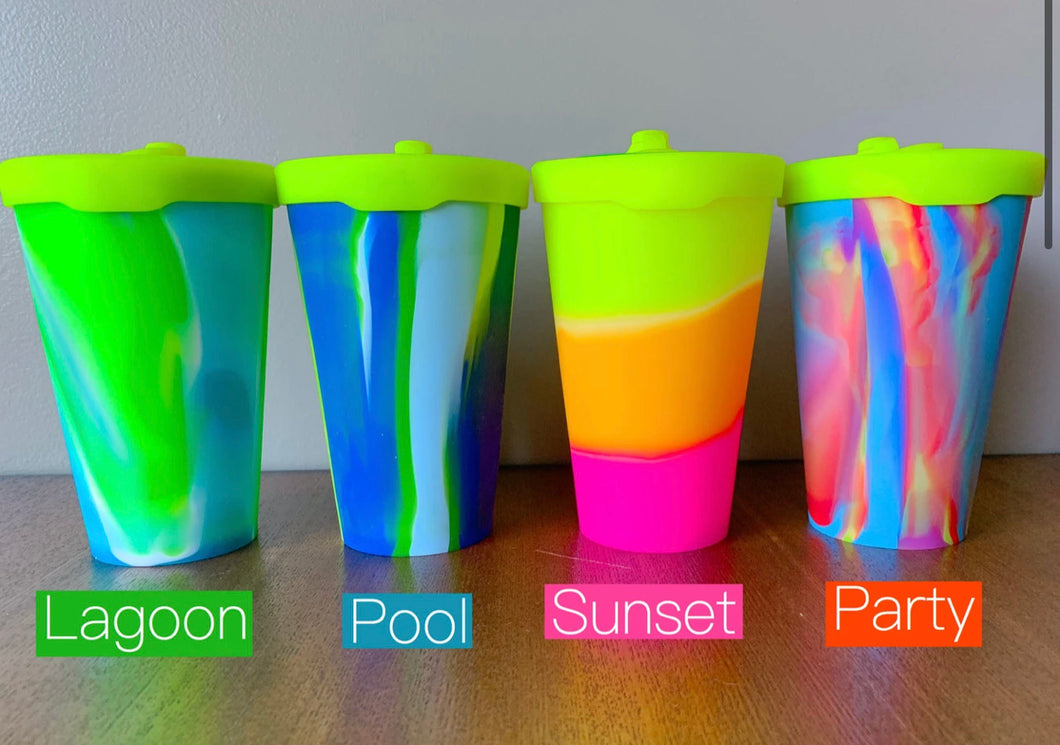 The Ultimate Silicone Tumbler