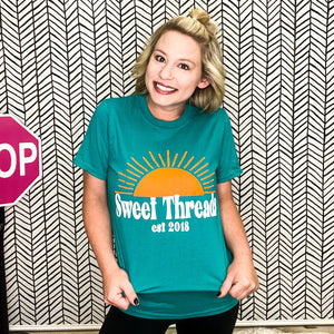 Summertime Sweet Threads Tee