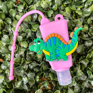 Hand Sanitizer w/ Holders - Dino's
