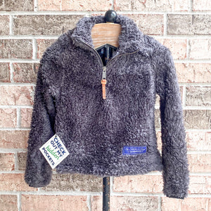 Range Pullover - Charcoal