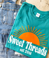 Load image into Gallery viewer, Summertime Sweet Threads Tee