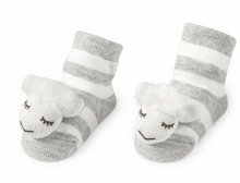 Load image into Gallery viewer, Mudpie Rattle Socks