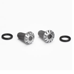 2 X Custom CZ 75 85 Grips Torx Screws Black #T-T257