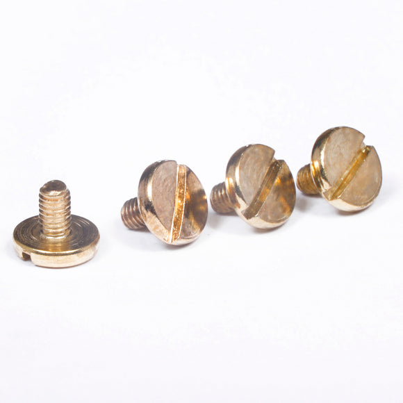 Beretta Grip Screws for 92F 92FS M9 SB 96 Elite M9A1 80 Gold Plated #T-T285