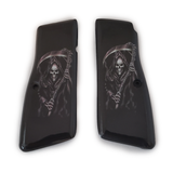Browning Hi power Art Grips Don't Tread On Me