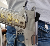 Kimber Ultras  QR Belt Holster