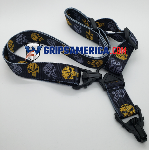 GA2 Sling Multi-Mission 1/2-Point System Skulls