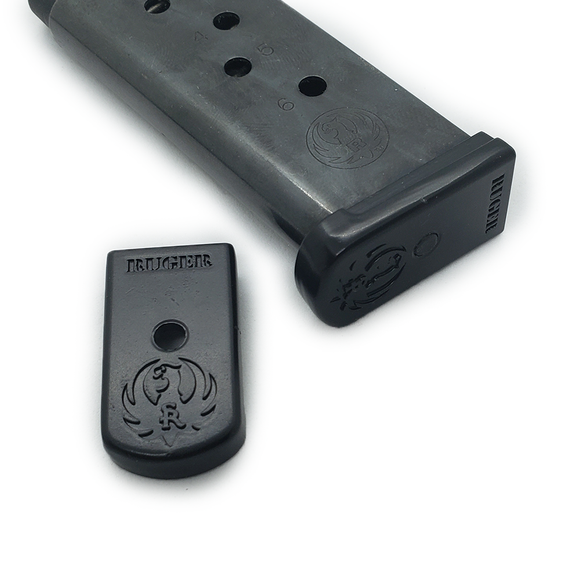 Magazine Plate for Ruger LCP .380 6 Round Fits Factory Magazine