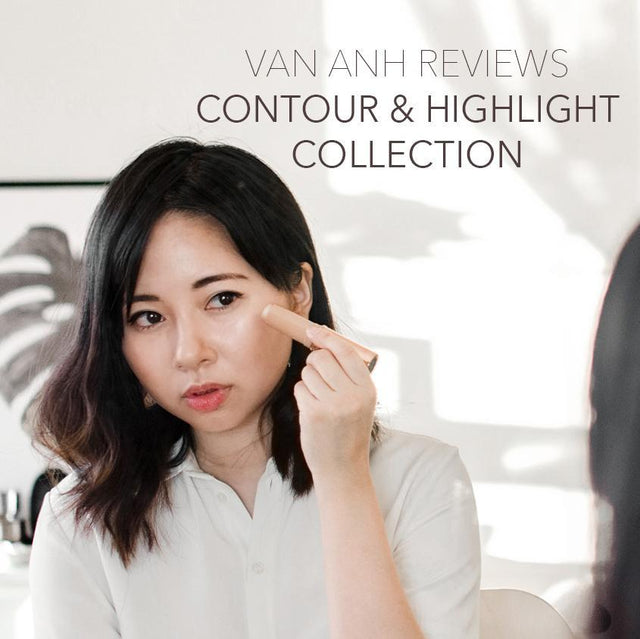 Blogger Review: Contour & Highlight Collection