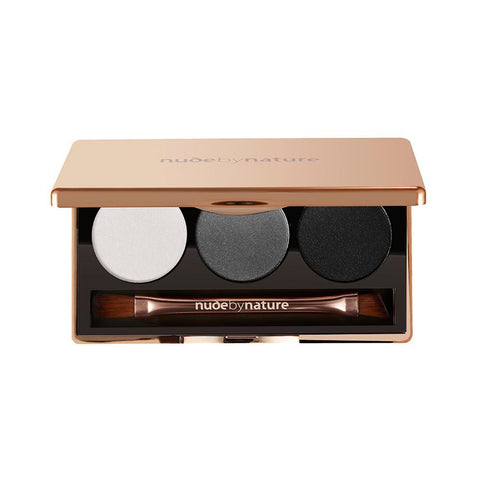 Natural Illusion Eyeshadow Trio - Smoky