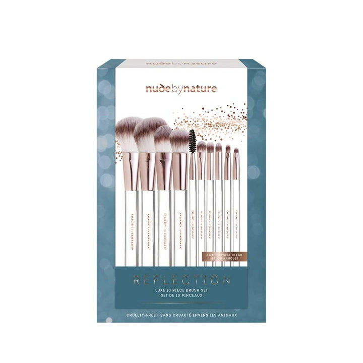 Reflection Luxe 10 Piece Brush Set