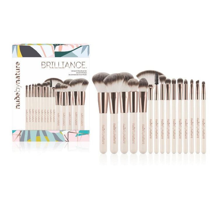 Brilliance 15 Piece Brush Collection Gift Set