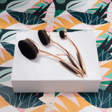Devotion Oval Brush Gift Set