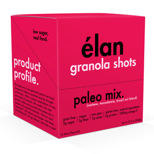 Paleo Mix Granola Shot [12 Count]