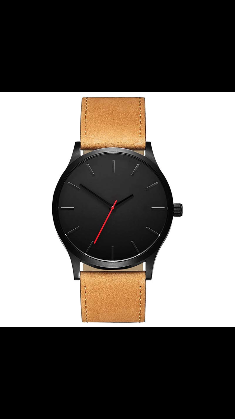 2018 Quartz Watch