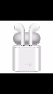 White Ear Pods