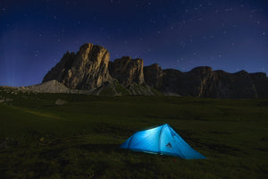 What to pack for your overnight camping trip
